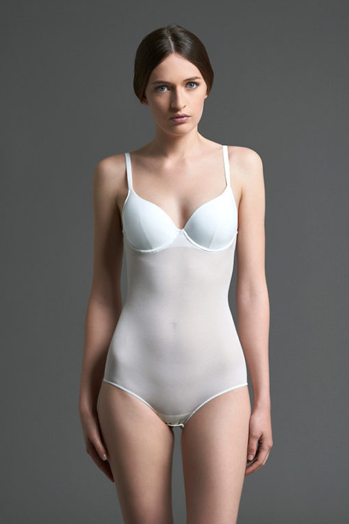 body donna bianco, lingerie di lusso