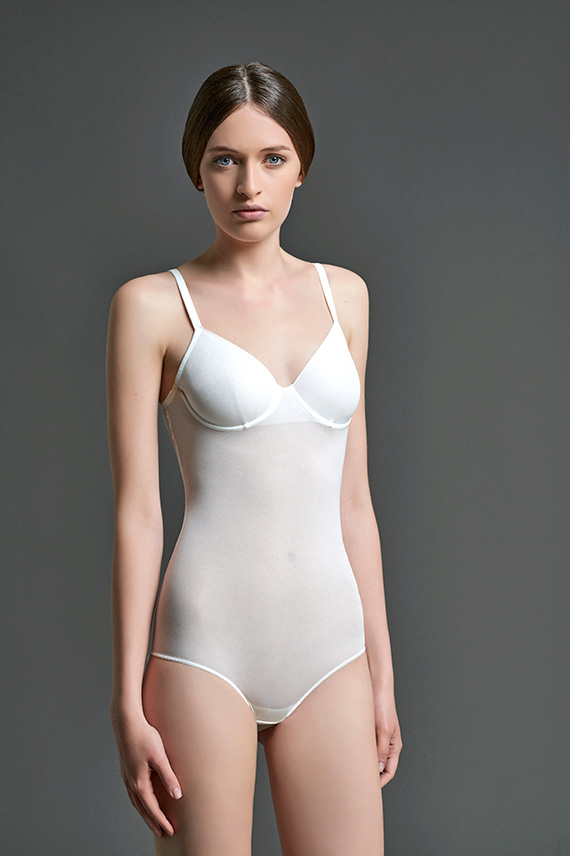 finest selection 7301e 49e48 ZAFFIRO/B - Underwired bodysuit