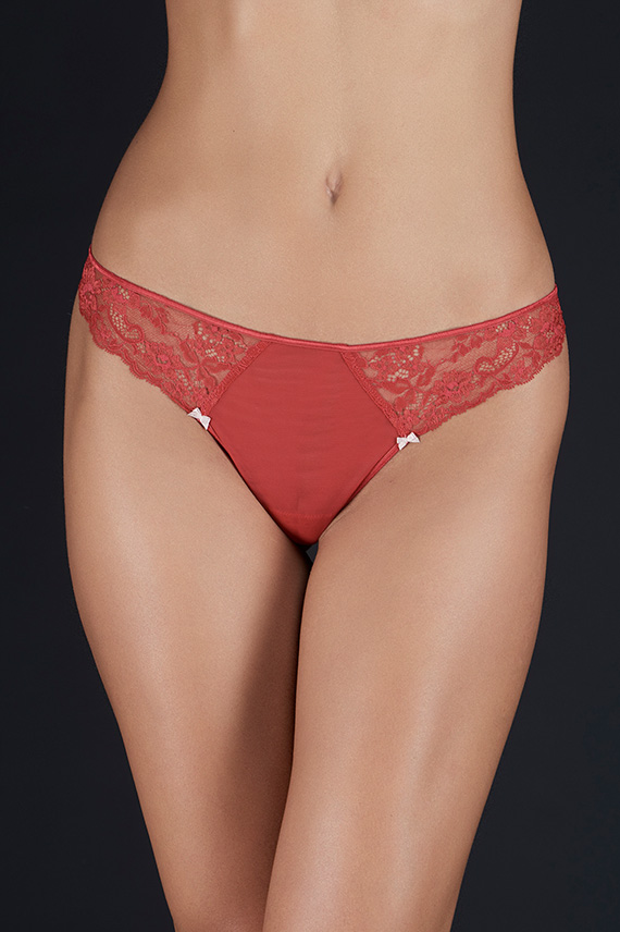 PALADINI COUTURE UNDERWEAR FW17 - CHANCE - ROSSO