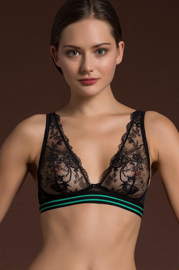 Reggiseno triangolino vela, intimo donna, paladini lingerie, intimo femminile online, intimo femminile elegante, lingeria intima