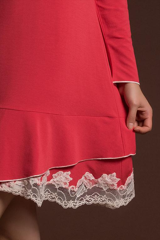 paladini lingerie, camicia da notte corta, women's underwear