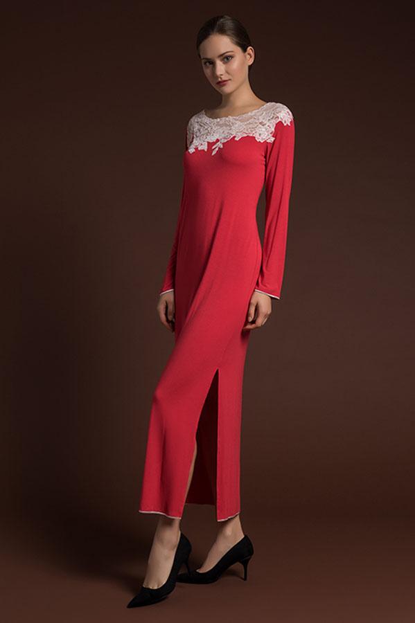 camicia da notte lunga, intimo donna, paladini lingerie