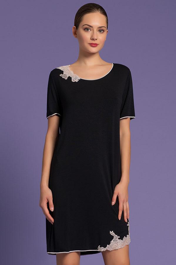 Short Nightgown, nightwear, luxury underwear, Camicia da Notte Corta, lingeria, paladini, shop online, intimo di lusso