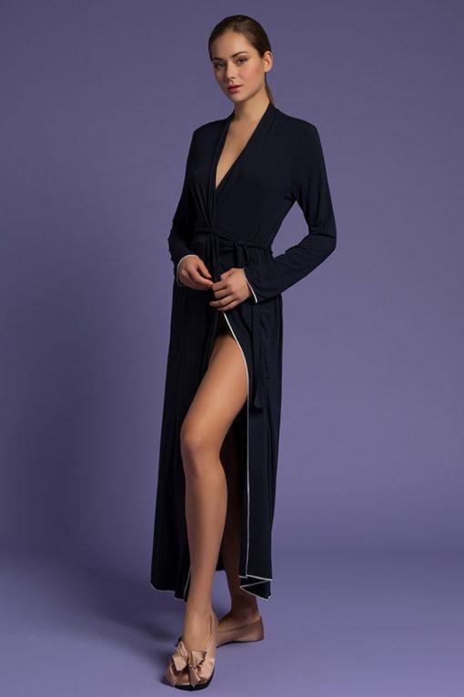 Long Dressing Gown, Vestaglia lunga, camicie da notte, vendita online abbigliamento notte femminile camicie da notte lunghe intimo notte, camicia da notte donna
