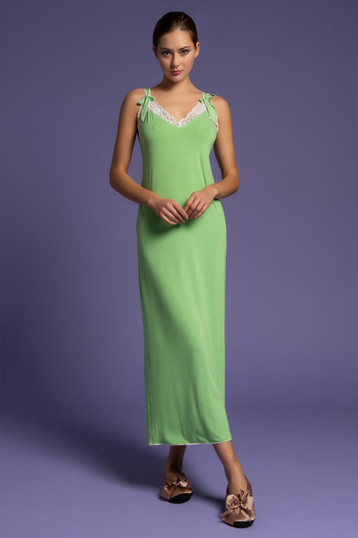 Long Nightgown, camicia da notte lunga, camicie da notte vendita online, abbigliamento notte femminile, intimo notte, camicia da notte donna, intimo femminile di lusso, lingerie online shop