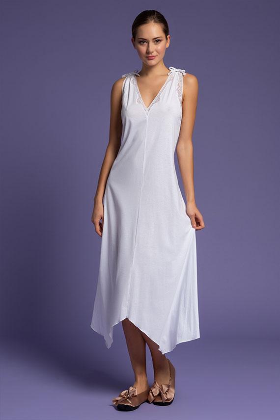intimo femminile di lusso, paladini linegerie. online shop, camicia da notte lunga, italian lingerie, lingeria, intimo donna