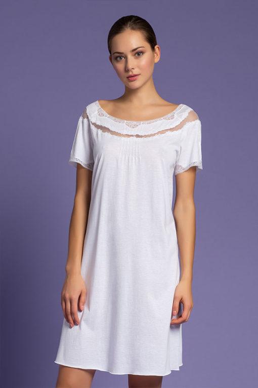 Short Nightgown, paladini lingerie. lingerie, intimo donna online, abbigliamento notte femminile