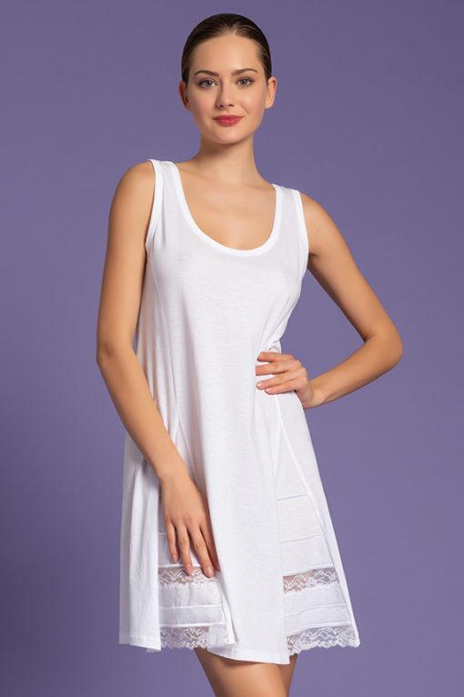 Camicia da Notte Corta, camicia da notte donna, intimo di lusso, intimo femminile, paladini lingerie, lingeria